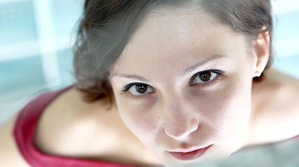 """Pagrindinį moters vaidmenį spektaklyje """"Lilijomas"""" sukūrusi Miglė Polikevičiūtė: """"Meilė buvo, bet apie ją liko nepasakyta"""""""
