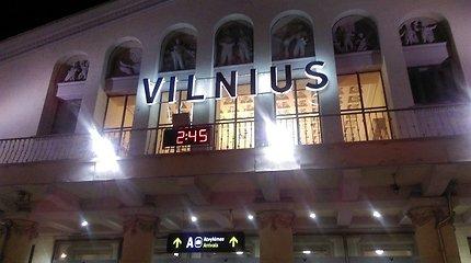 Vilniaus oro uoste sulaikytas 5 metus teisėsaugos ieškotas širvintiškis