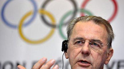 Olimpinės aistros: vieną dieną išmeta imtynes iš žaidynių, kitą dieną – sutinka derėtis