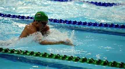 Lietuvos plaukikai jaunimo olimpinių žaidynių finale užėmė 8-ąsias vietas