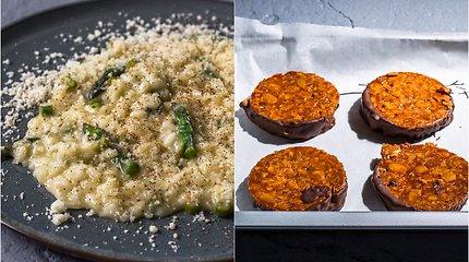 Savaitgalio pasilepinimui – itališki skanėstai: rizotas su smidrais ir florentinai
