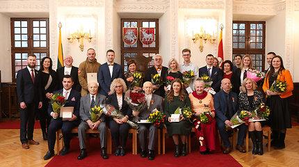Kauniečiai, kuriais visi didžiuojasi: Kauno rotušėje kristalais apdovanoti metų geradariai