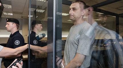 Du kolegas nužudęs ukrainietis stojo prieš teismą Kaune