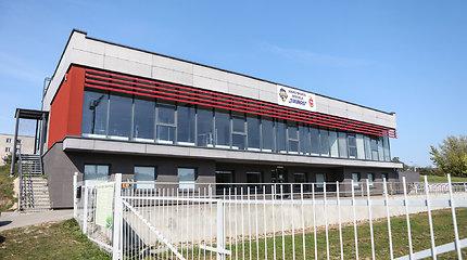 "Sporto mokyklos ""Tauras"" stadionas Kaune"