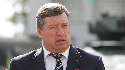 R.Karoblis ragina NATO atsiųsti oro gynybos priemonių tarptautiniam batalionui saugoti