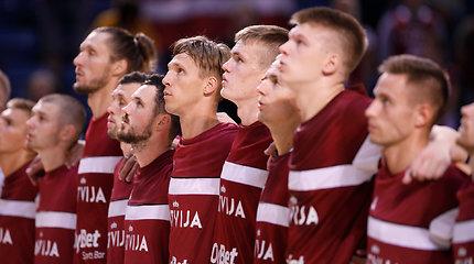 Latviai sieks surengti Europos krepšinio čempionatą