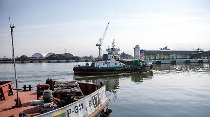 Nuo kruizinių laivų blokų iki vėjo jėgaines montuojančių laivų – viskas statoma Klaipėdoje
