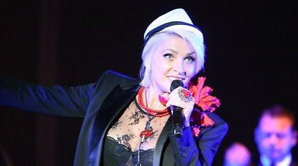 Latvijos dainininkė Laima Vaikule
