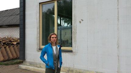 Detektyvas Melnragėje: teismas aiškinasi, ką daryti su naujais namais ten, kur negalima išvis statyti?