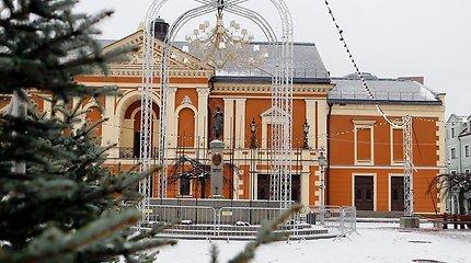 Kalėdos Klaipėdoje: šeštadienį sužibs muzikos ir šviesų apgaubta Taravos Anikė