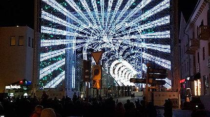 Ryškiausias festivalis Lietuvoje: Klaipėda  2019 m. pasitiko jubiliejinę šviesų fiestą
