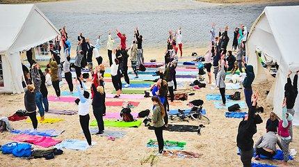 Pušys, jūra ir saulė: Šventoji kviečia į sveikatingumo ir meno festivalį