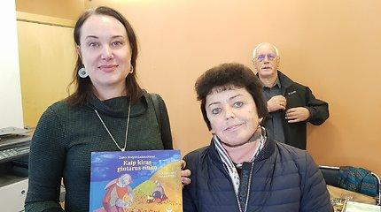 Džiaugsmas skaitytojams: Klaipėdoje prasidėjo septintoji Knygų mugė
