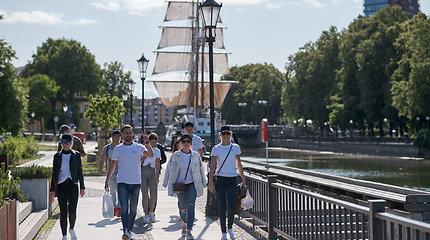 Workation Klaipėda: savo miestus į pajūrį iškeitę jauni profesionalai dirbo kitaip