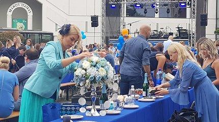Klaipėdoje – penktoji Mėlynoji vakarienė