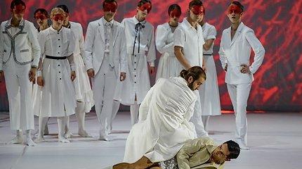 """Klaipėdos muzikinio teatro """"Romeo ir Džuljeta"""" stebins unikaliais sprendimais"""