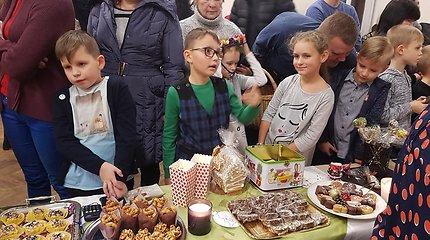 Klaipėdos moksleivių kalėdinė gerumo idėja pasiekė patį S.Skvernelį