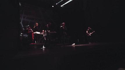 """""""Royce"""" gimtojoje Klaipėdoje pristatė antrąjį savo albumą """"Mano America"""""""