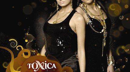 """""""Toxica"""" išleidžia debiutinį albumą """"Meniu"""""""