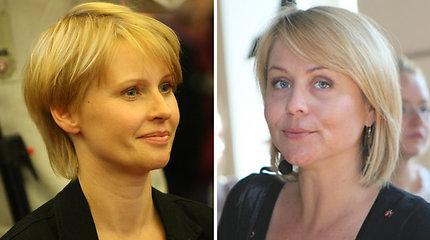 Astą Dudurytę televizijos eteryje keičia Rūta Janutienė?