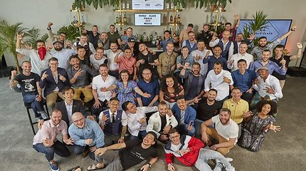 Barmenų profesionalumo čempionatas World Class 2017