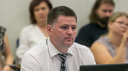 Klaipėdos tarybos narys V.Titovas vyks į Krymą dalyvauti ekonomikos forume