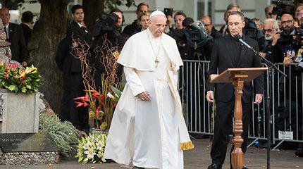 Popiežius turės galutinio sprendimo teisę dėl Kinijos vyskupų skyrimo
