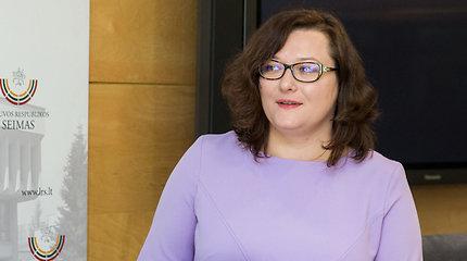Užimtumo tarnybos direktorė: su LVK sutarta dėl dėl taikaus ginčo sprendimo