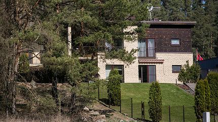 Sauliaus Skvernelio namai ir jų apylinkės