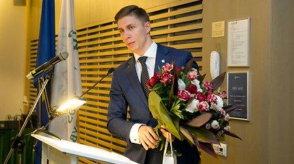 Mindaugas Sinkevičius išrinktas Lietuvos savivaldybių asociacijos Prezidentu