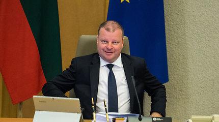 S.Skvernelis: dėl Kauno rajono prisijungimo Vyriausybei svarbiausia bus gyventojų nuomonė