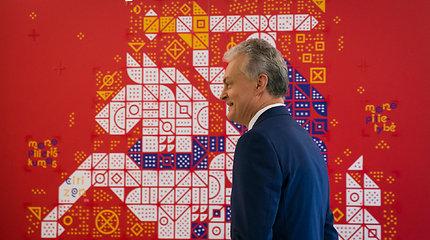 Pusmetis su G.Nausėda: kokios prezidento klaidos ir pasiekimai?