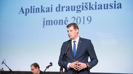 """Nacionaliniai atsakingo verslo apdovanojimai 2019"""