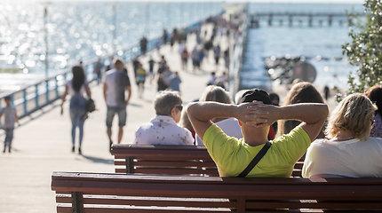 Pajūrio vasarotojų labiausiai pamėgtos vietos atostogų akimirkoms įamžinti