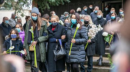 Fausto Latėno laidotuvės
