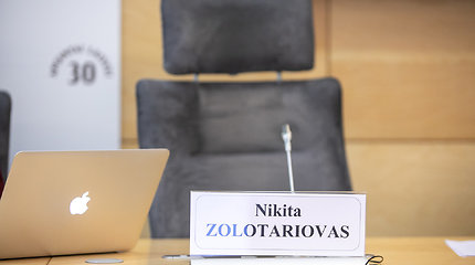 Dovilės Šakalienės spaudos konferencija apie protestuose Baltarusijoje dalyvavusių vaikų įkalinimą