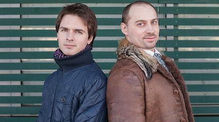 Viktoras Gerasimovas ir Algirdas Bagdonavičius – aukštų vyriškų balsų pionieriai
