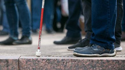 Apsimestinio šiauliečių aklumo byloje – tūkstantinės baudos ir lygtiniai laisvės atėmimai