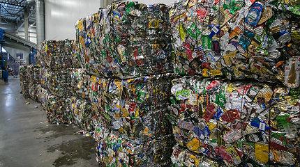 Per pusmetį į taromatus grąžinta beveik trečdalis milijardo pakuočių