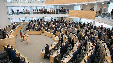 Seimas ratifikavo ES ir Kanados susitarimus