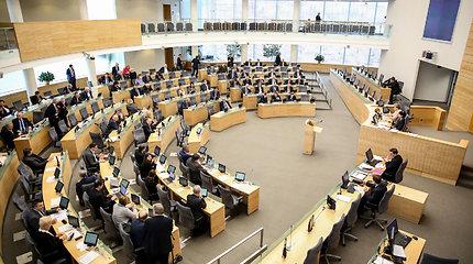 Politologas: į Seimą yra geresnis kelias, bet politikai susigundo trumpesniu