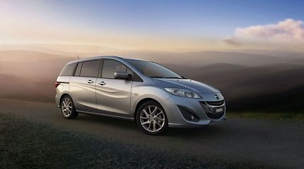 "Vienatūris ""Mazda 5"""