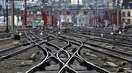 Vokietija į geležinkelių tinklo modernizavimą iki 2030-ųjų investuos 62 mlrd. eurų