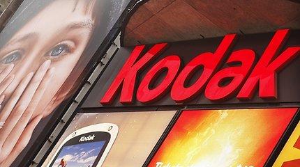 """""""Kodak"""" ketina sukurti savo kriptovaliutą"""