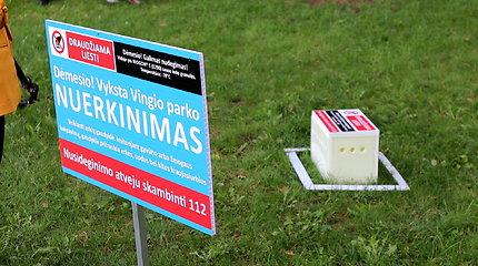 Vilniaus valdžia su spec. gaudyklėmis bandys mažinti erkių paplitimą parkuose