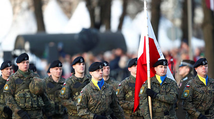 Latvijos šimtmečio minėjimas