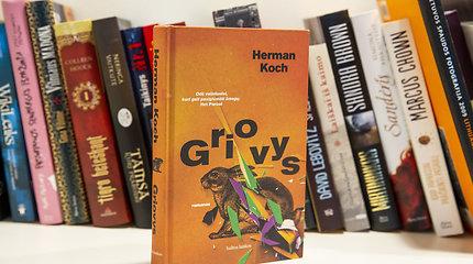 """Knygos recenzija. Hermano Kocho """"Griovys"""" – kur riba tarp baimės ir paranojos?"""