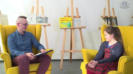 Tarptautinė vaikų knygos diena: apie knygas kalba vaikai