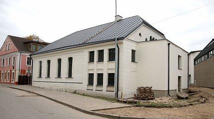 Į istorinį pastatą Kėdainiuose investuota per 240 tūkst. eurų, dar 380 tūkst. eurų reikės kitais metais