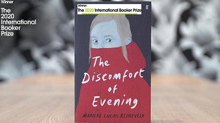 """Tarptautinė """"Booker"""" premija keliauja į Nyderlandus – jauniausia laureatė per prizo teikimo istoriją"""